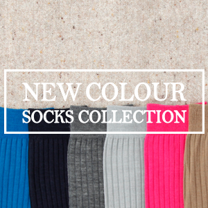 NEW COLOUR SOCKS